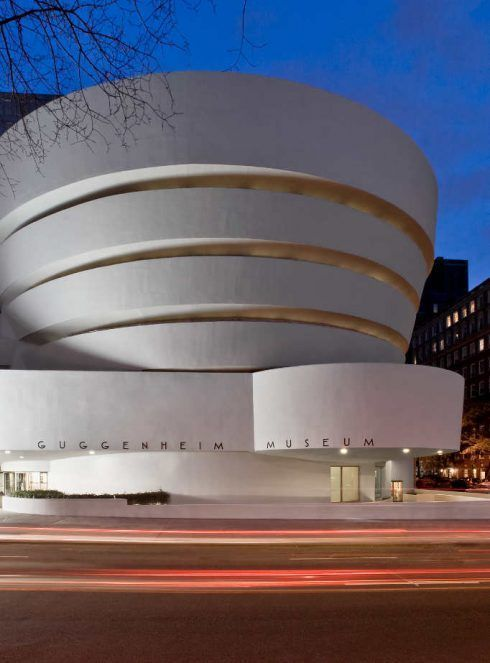 Solomon R. Guggenheim Museum, Foto: David Heald © The Solomon R. Guggenheim Foundation, New York