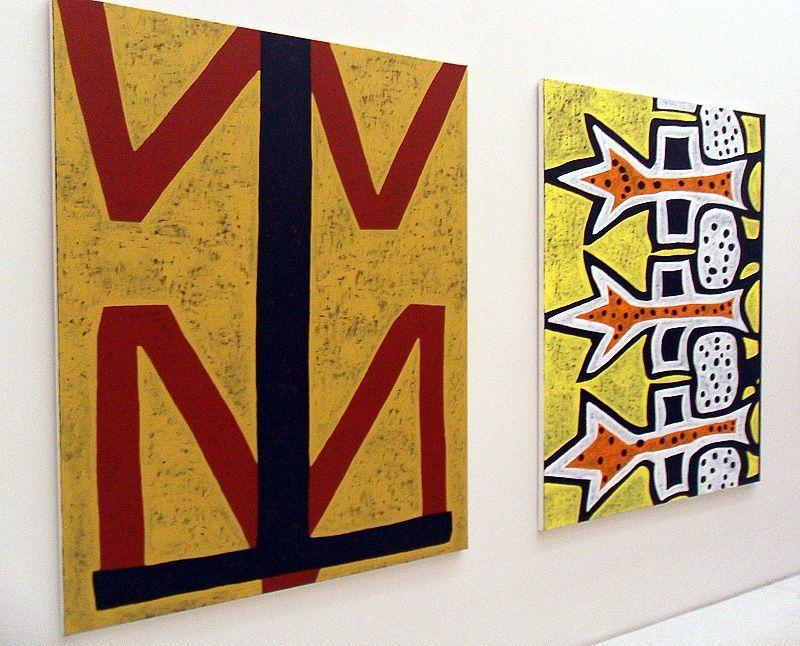 Gordon Bennett, dOCUMENTA (13) 2012, Installationsfoto: Alexandra Matzner.