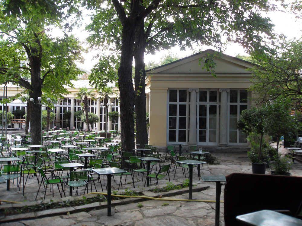 Pietro Nobile mit Umbauten von Oswald Haerdtl, Ehemaliges 2. Corti`sche Caféhaus © Foto: Alexandra Matzner.