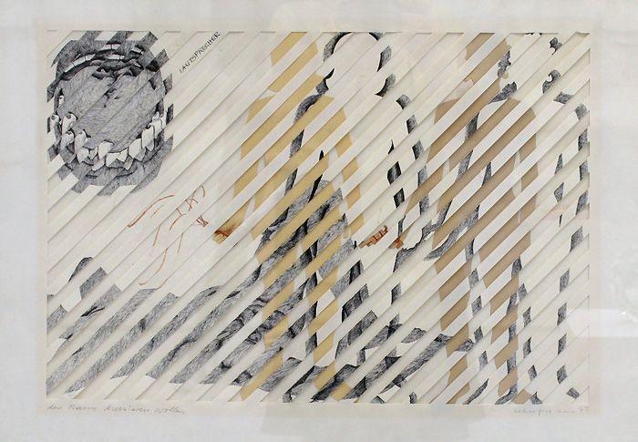 Angelika Kaufmann, Den Mann dressieren wollen, 1972, Foto: Alexandra Matzner.
