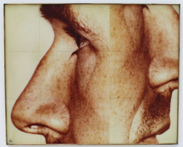 Hubert Sielecky, Schizophranus, aus der Serie Mutationen, 1974, Foto: Alexandra Matzner.