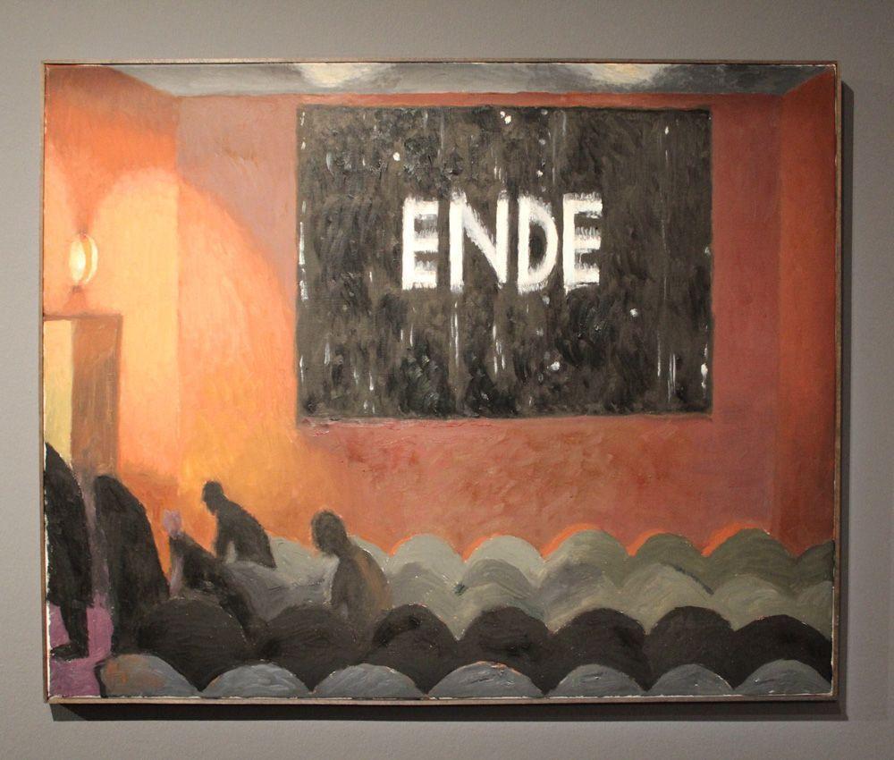 Erhard Stöbe, Ende