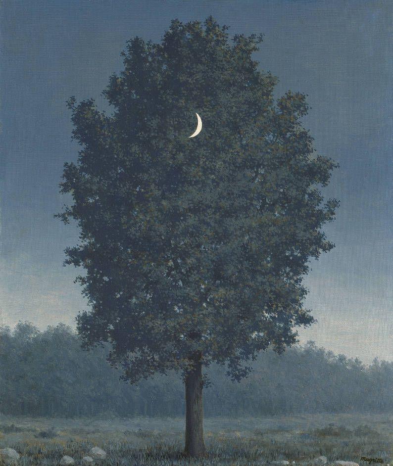René Magritte, Der sechzehnte September, 1958