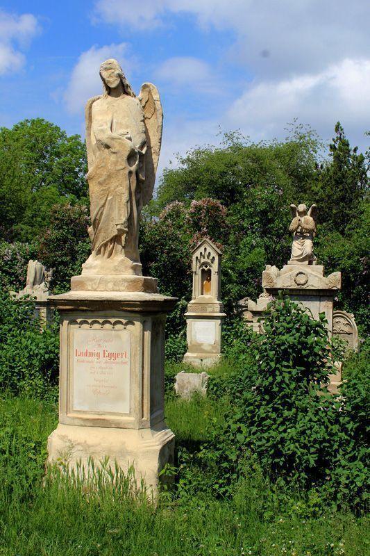Wien, Friedhof von St. Marx (5), Foto: Alexandra Matzner.