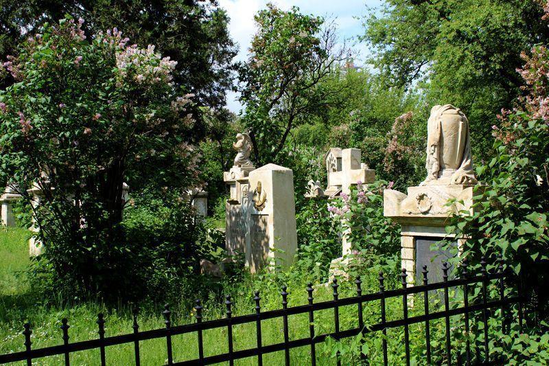 Wien, Friedhof von St. Marx, Foto: Alexandra Matzner.