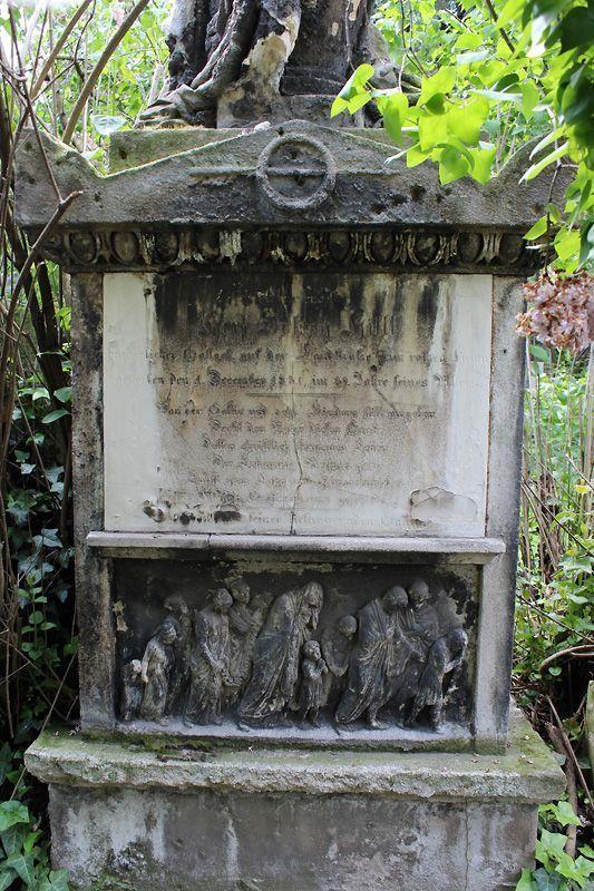 Wien, Friedhof von St. Marx (3), Foto: Alexandra Matzner.