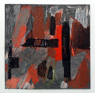 Gustav Metzger, dOCUMENTA (13) 2012, Installationsfoto: Alexandra Matzner.