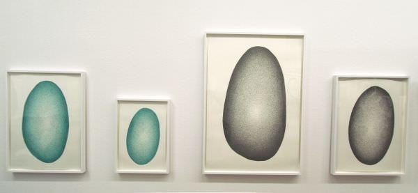 Ignacio Uriarte, Amorphus, 2014, Ausstellungsansicht: Alexandra Matzner.