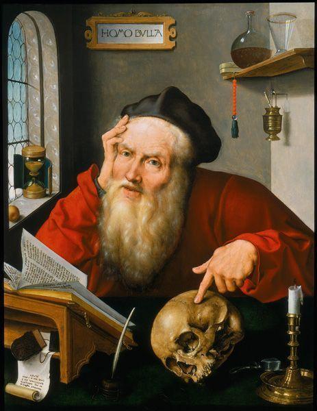 Joos van Cleve (1485–1540), Hl. Hieronymus, 1521 © Private Collection, United Kingdom (courtesy Haboldt & Co., Paris).