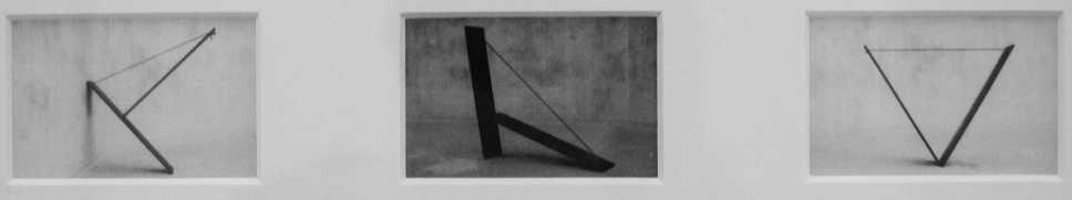 Ernesto Neto, A-B-A, 1987, Installationsfoto: Alexandra Matzner.