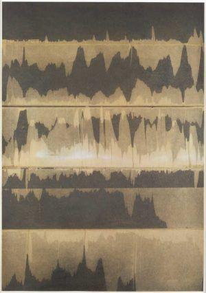 Erwin Bohatsch, Ohne Titel, 2003 (Albertina, Wien - Schenkung Sammlung Ploner)