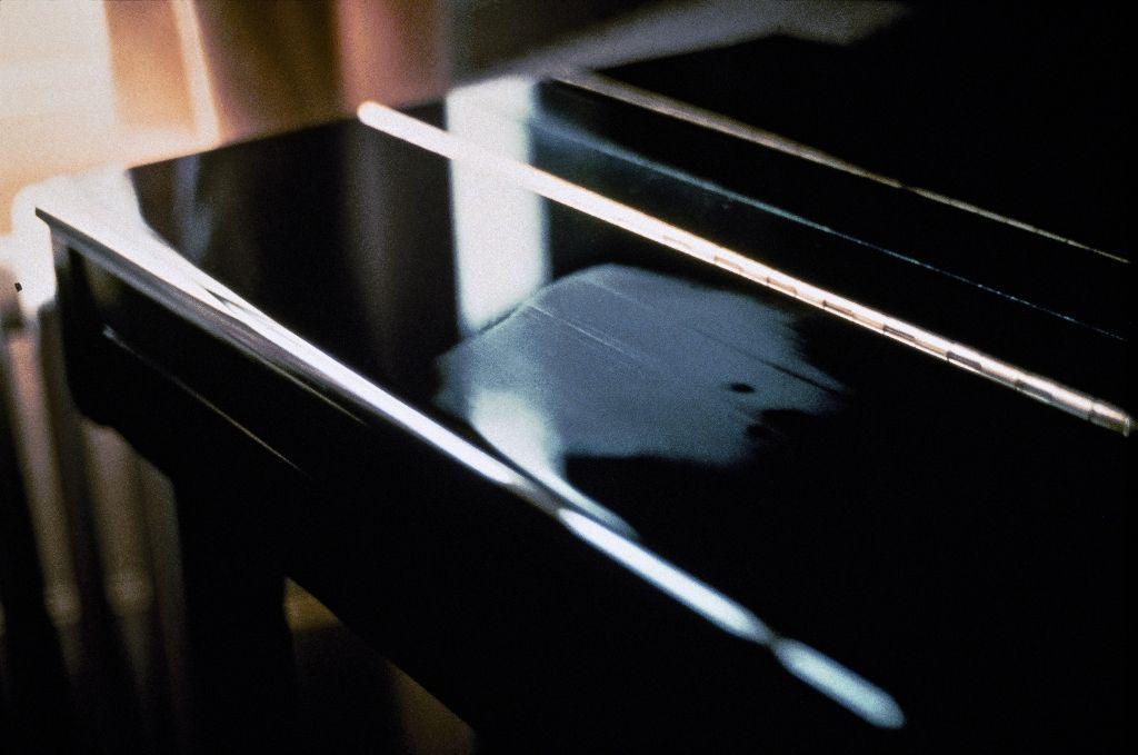 Gabriel Orozco: Breath on Piano, 1993, C-Print, 40.5 x 51 cm, Courtesy of Marian Goodman Gallery, New York ©2009 Gabriel Orozco.
