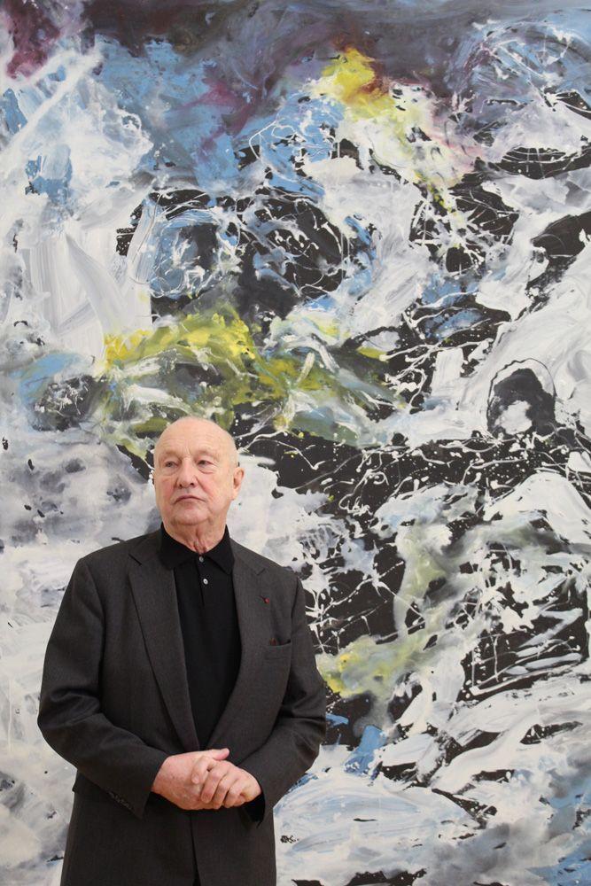 Georg Baselitz 2013 im Essl Museum, Georg Baselitz 2013, bis 20.5.2013.