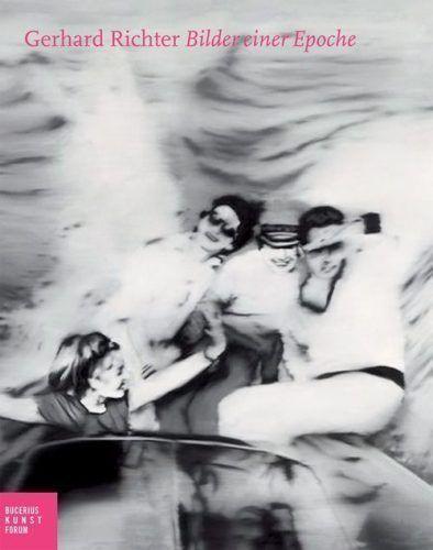 Gerhard Richter. Bilder einer Epoche, Cover, 2010 (Hirmer)
