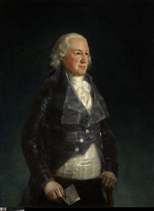 Francisco de Goya, Der Herzog von Osuna, 1797-1799, Öl auf Leinwand, 113 x 83.2 cm (The Frick Collection, New York, Purchase, 1943, 1943.1.151 © The Frick Collection).