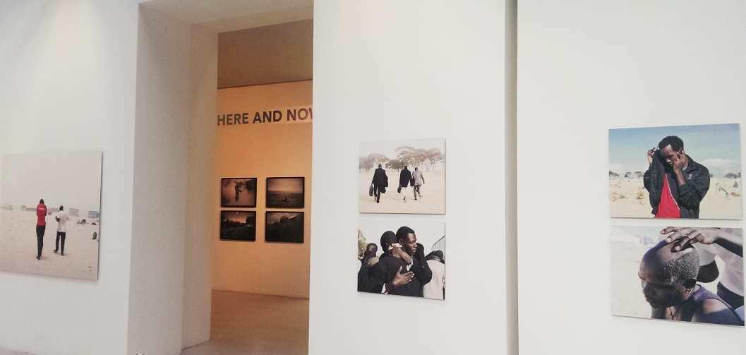 Samuel Gratacap, Empire, (2012–2014), Ausstellungsansicht MUSA 2016, Foto: Alexandra Matzner.