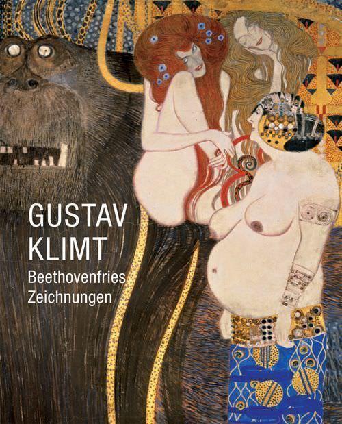 Annette Vogel (Hg.): Gustav Klimt. Beethovenfries. Zeichnungen, 2010 (Hirmer Verlag)