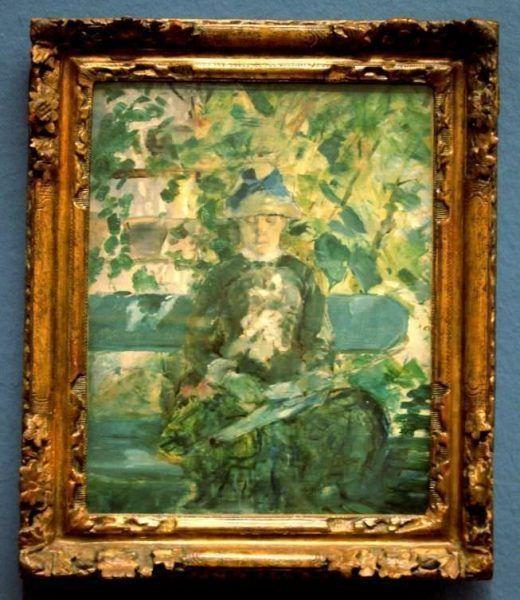 Henri de Toulouse-Lautrec, Gräfin Adèle de Toulouse-Lautrec, 1882 (Albi, Musée Toulouse-Lautrec)