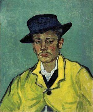 Vincent van Gogh, Bildnis Armand Roulin, 1888 © Folkwang Museum, Essen.
