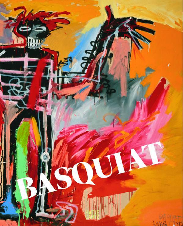 Jean-Michel Basquiat von Hatje Cantz, 2010, Cover
