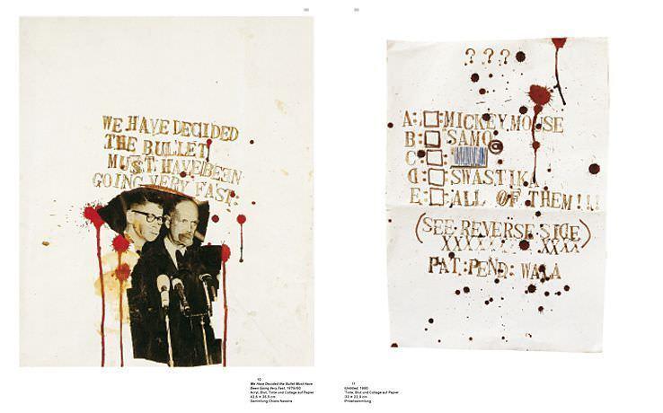 Jean-Michel Basquiat von Hatje Cantz, 2010, S. 18-19.
