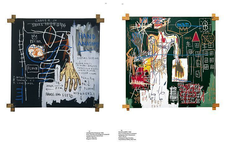Jean-Michel Basquiat von Hatje Cantz, 2010, S. 96-97.