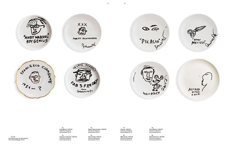 Jean-Michel Basquiat von Hatje Cantz, 2010, S. 98-99.