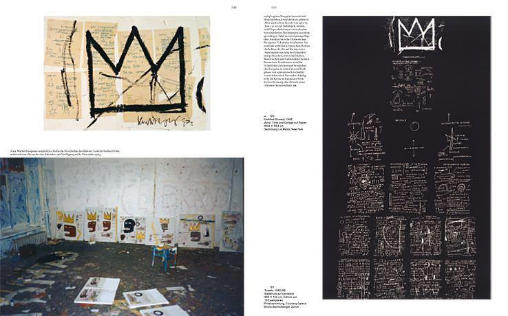 Jean-Michel Basquiat von Hatje Cantz, 2010, S. 110-111.