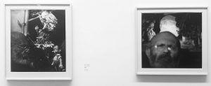 Jim Dine, The Student und Nacht in Walla Walla (1997), Albertina, Wien, Foto: Alexandra Matzner © 2016 Jim Dine | ARS, NY | Bildrecht, Wien.