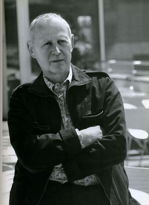 Porträt von Jürgen Messensee, Foto: © Elisabeth Hartmann, Wien, 2006.
