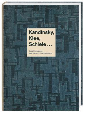 Kandinsky, Klee, Schiele... Graphikmappen des frühen 20. Jahrhunderts, Ausst.-Kat. Staatsgalerie Stuttgart, 2014 (HIRMER).