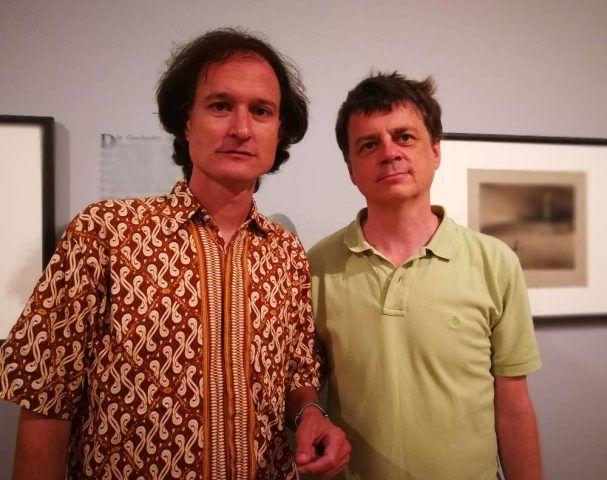Stefan Kutzenberger und Radek Knapp