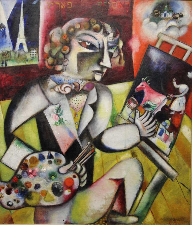 Marc Chagall Einfuhrung In Leben Werk Des Beruhmten Malers
