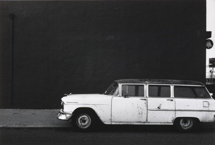 Lewis Baltz, Santa Cruz (B), 1970, Albertina, Wien - Erworben mit Unterstützung der Kunstsektion des Bundes (Galerienförderung).