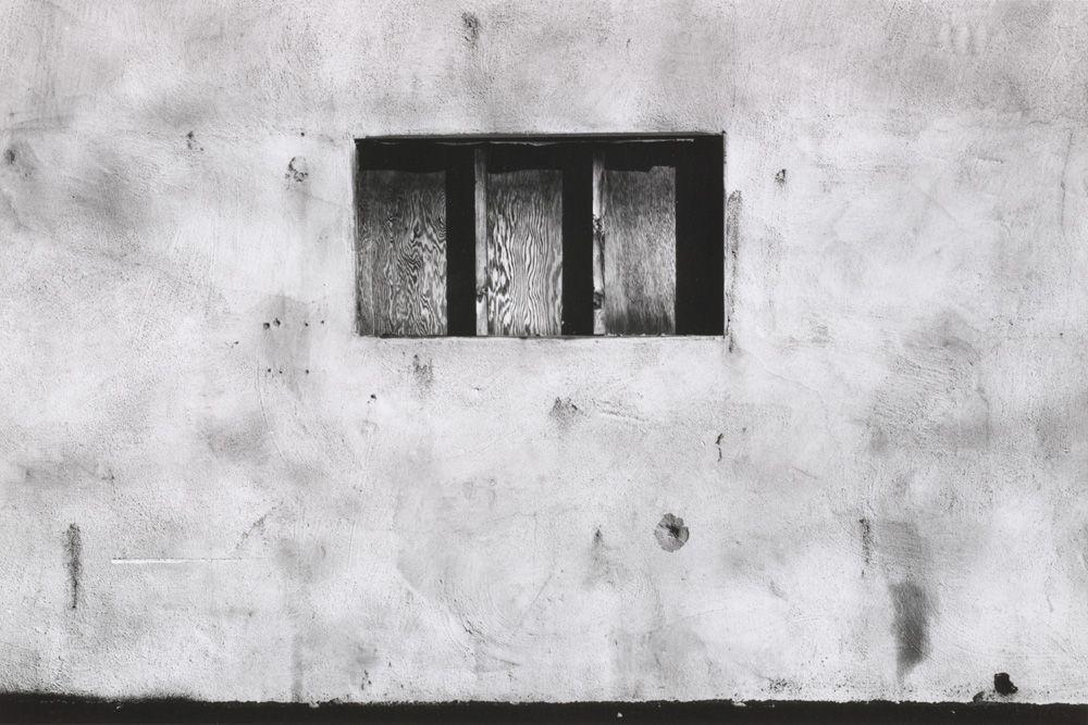 Lewis Baltz, East Palo Alto, 1972, Albertina, Wien - Erworben mit Unterstützung der Kunstsektion des Bundes (Galerienförderung).