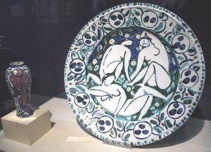 André Derain, Keramiken, 1906/07, Foto: Alexandra Matzner.