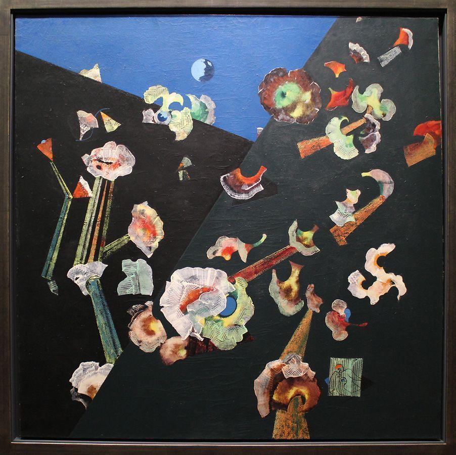 Max Ernst, Schneeblumen, 1929 (Fondation Beyeler, Riehen/Basel)