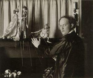 Richard Teschner (1879–1948), 1914 © Österreichisches Theatermuseum.