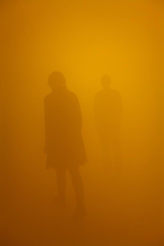 Olafur Eliasson, Der blinde Passagier / Your blind passenger, 2010, Photo Studio Olafur Eliasson © 2010 Olafur Eliasson.