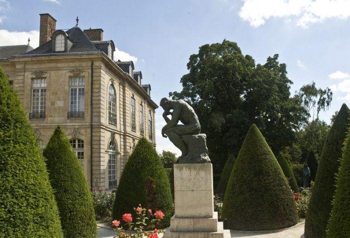 Auguste Rodin, Der Denker © Musée Rodin.