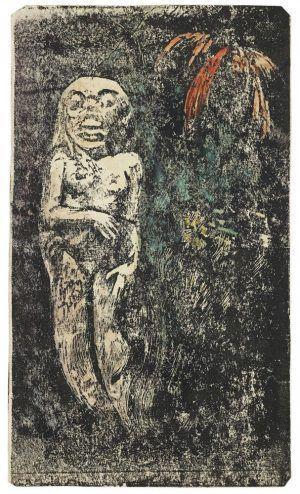 Paul Gauguin, Oviri (Wild), 1894.