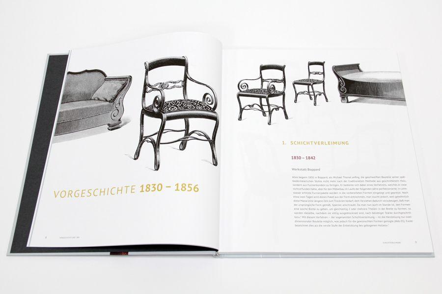 Wolfgang Thillmann, Perfektes Design - Thonet Nr. 14: Vorgeschichte (Kerber Verlag).