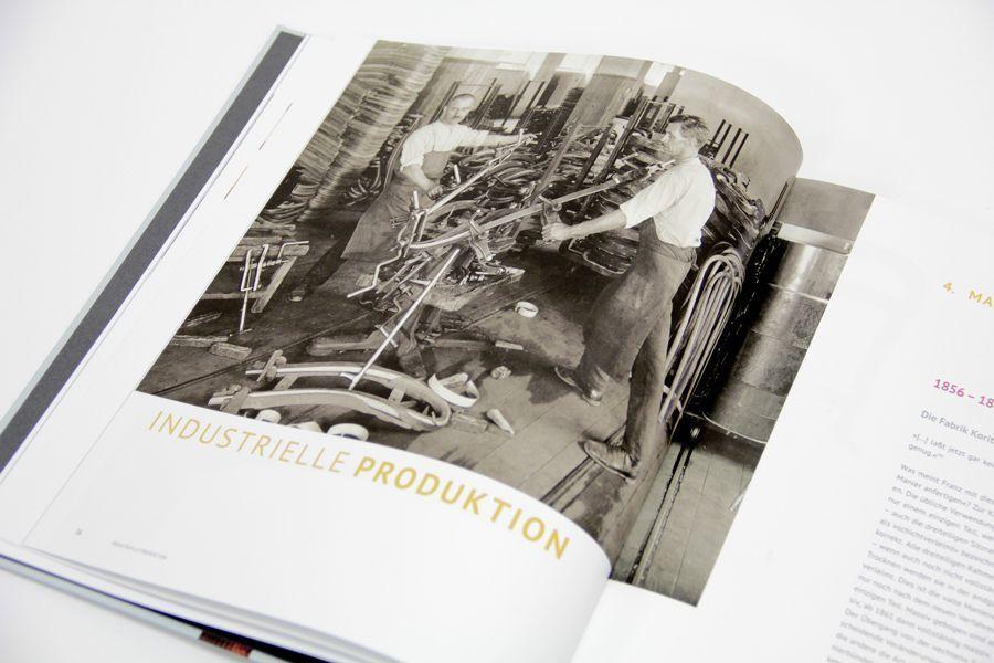 Wolfgang Thillmann, Perfektes Design - Thonet Nr. 14 (Kerber Verlag).