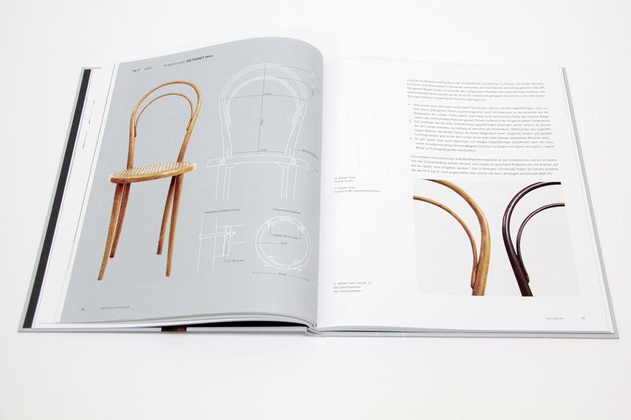 Wolfgang Thillmann, Perfektes Design - Thonet Nr. 14: Konstruktion (Kerber Verlag).