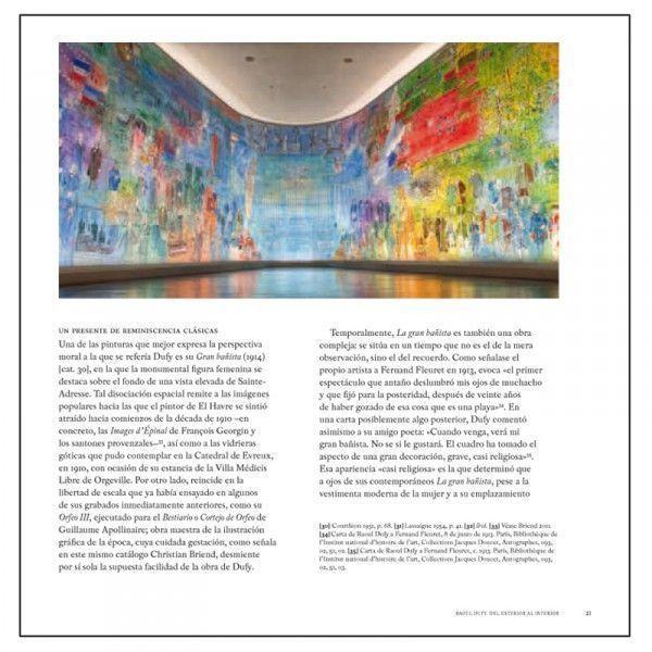 Raoul Dufy, Katalog des Museo Thyssen-Bornemisza, Madrid 2015.