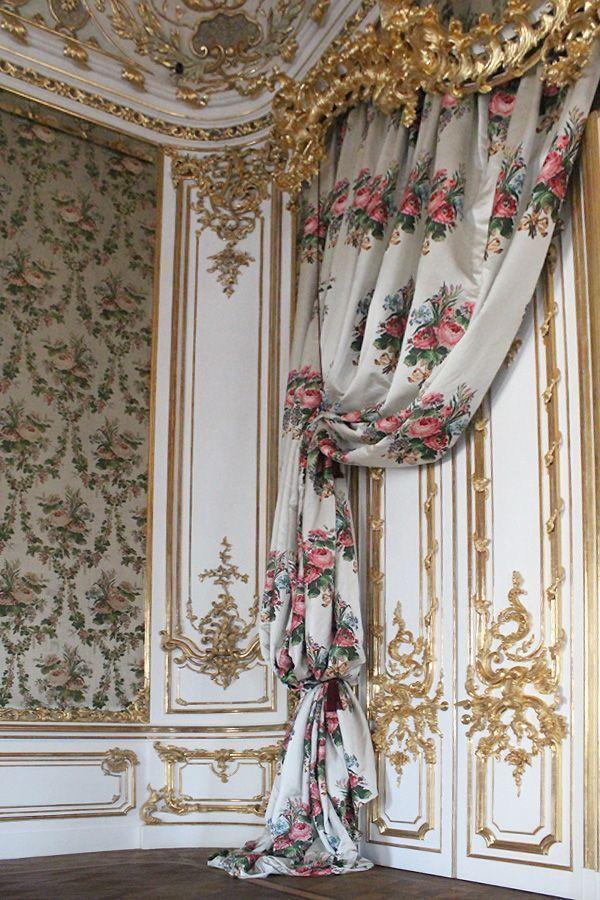 2. Rokoko, Bouquetzimmer im Stadtpalais des Fürsten von und zu Liechtenstein, Wien 1010, Foto: Alexandra Matzner.