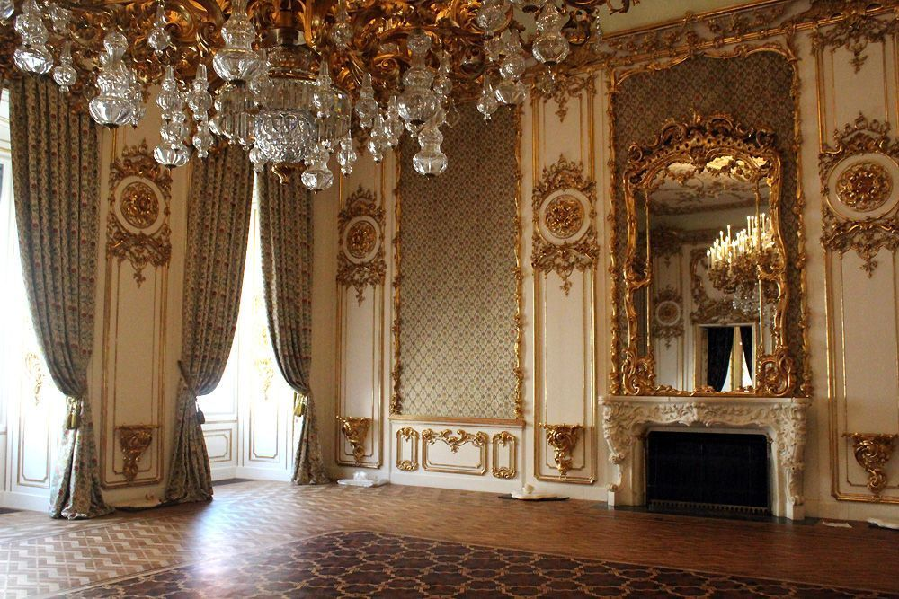 Quadratsaal, Stadtpalais des Fürsten von und zu Liechtenstein, Wien 1010, Foto: Alexandra Matzner.