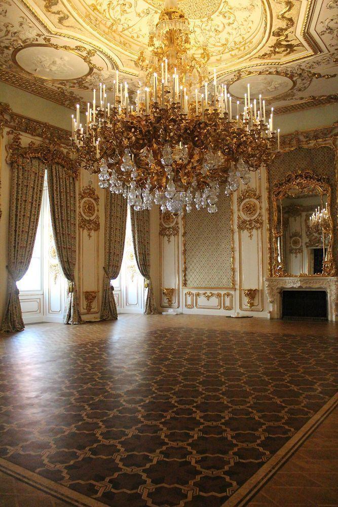 Einblick in den Quadratsaal, Stadtpalais des Fürsten von und zu Liechtenstein, Wien 1010, Foto: Alexandra Matzner.