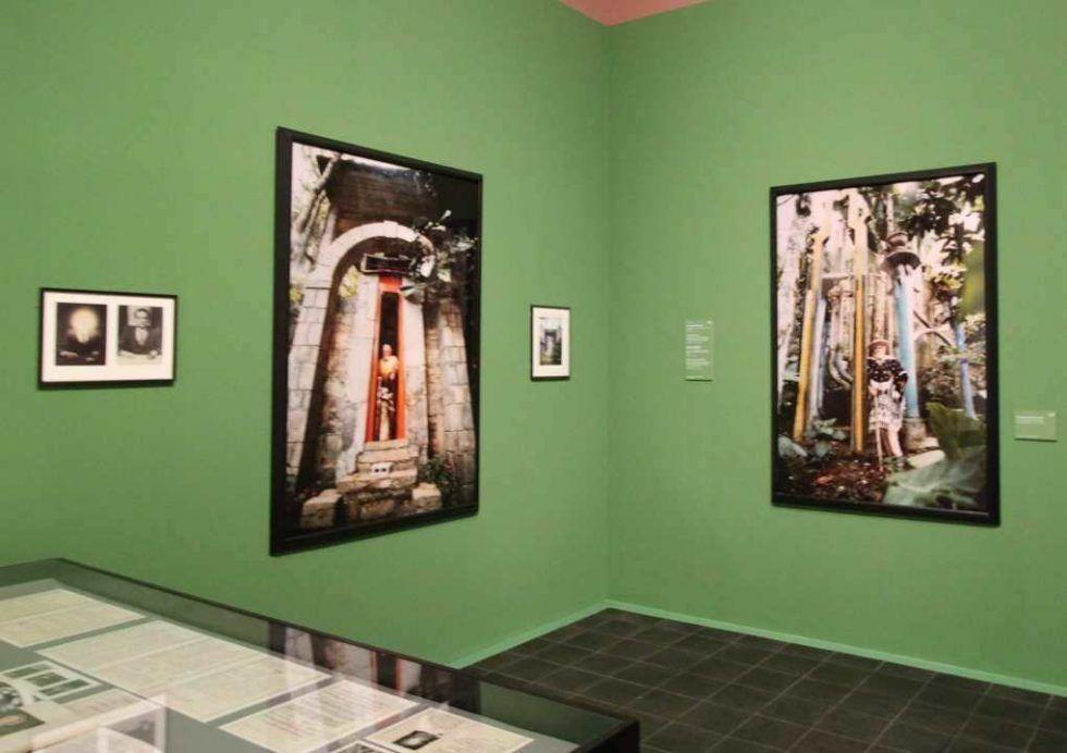 Edward James, Ausstellungsansicht Hamburger Kunsthalle 2016, Foto: Alexandra Matzner.
