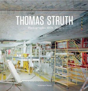 Thomas Struth, Photographs 1978-2010, Cover (Schirmer/Mosel).